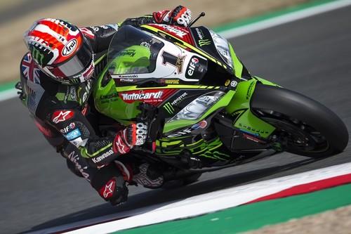 Jonathan Rea logra su histórico cuarto título mundial de Superbikes con otra exhibición de superioridad