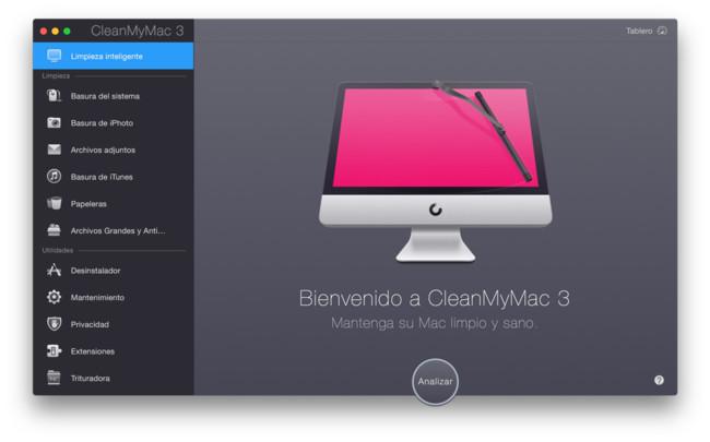 CleanMyMac 3: la mejor opción para limpiar y mantener tu Mac