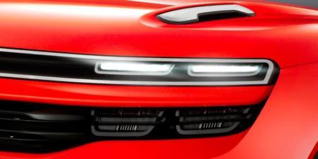 Este es el teaser del Citroën Aircross que se presentará la próxima semana