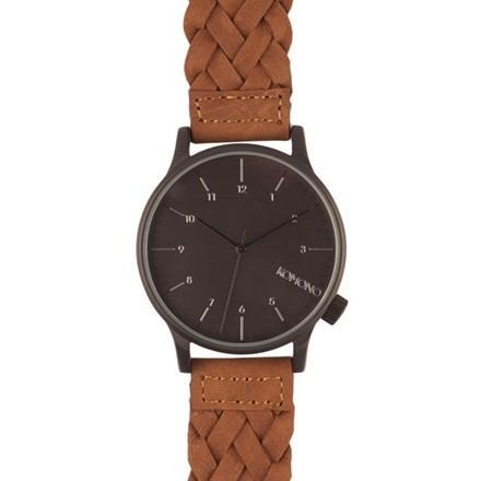 Komono Winston Watch Chestnut 2