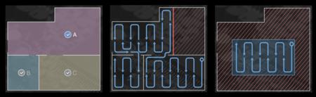 Mapa Aspirador Robot