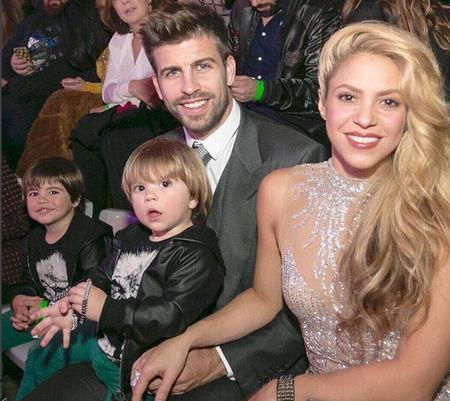 Qué romántica se nos ha puesto Shakira con el 'me enamoré'