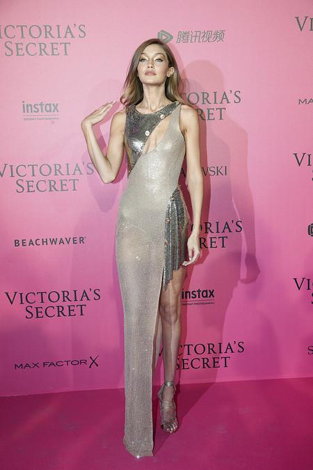 Victorias Secret Fiesta Posterior After Party Pink Carpet 2016 2