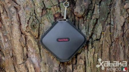 SanDisk Extreme 500 SSD portable, análisis