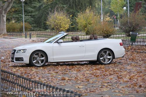 Audi A5 3.0 TDI Cabrio, prueba (parte 2)