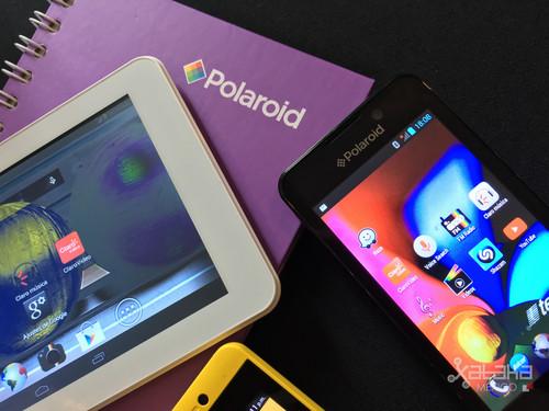 Polaroid presenta en México su alineación de dispositivos móviles para cerrar el 2015