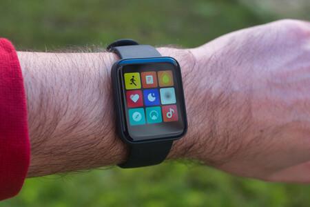 El Xiaomi Mi Watch Lite a precio mínimo histórico por tiempo limitado