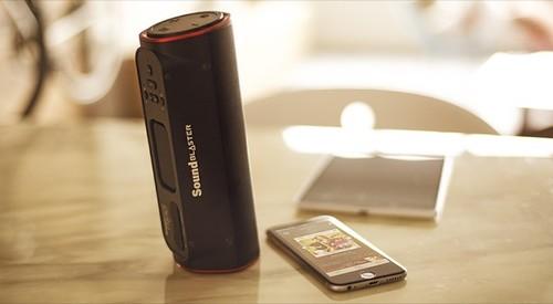 Sound Blaster FRee es un altavoz Bluetooth y mucho más: Análisis