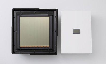 Canon desarrolla el sensor CMOS más grande del mundo