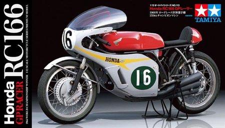 Honda RC-166 1/12 de Tamiya