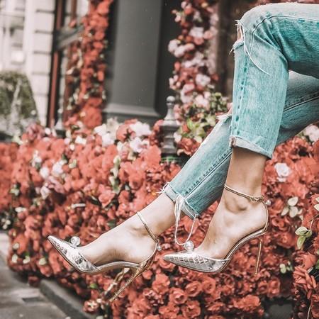 Zapatos De Tacon Fino 1