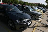 Récord Guinness de concentración de BMWs en Leganés