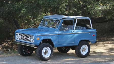 Ford Bronco Restaurado Por Icon 4x4 2