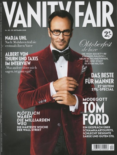tom ford vanity fair