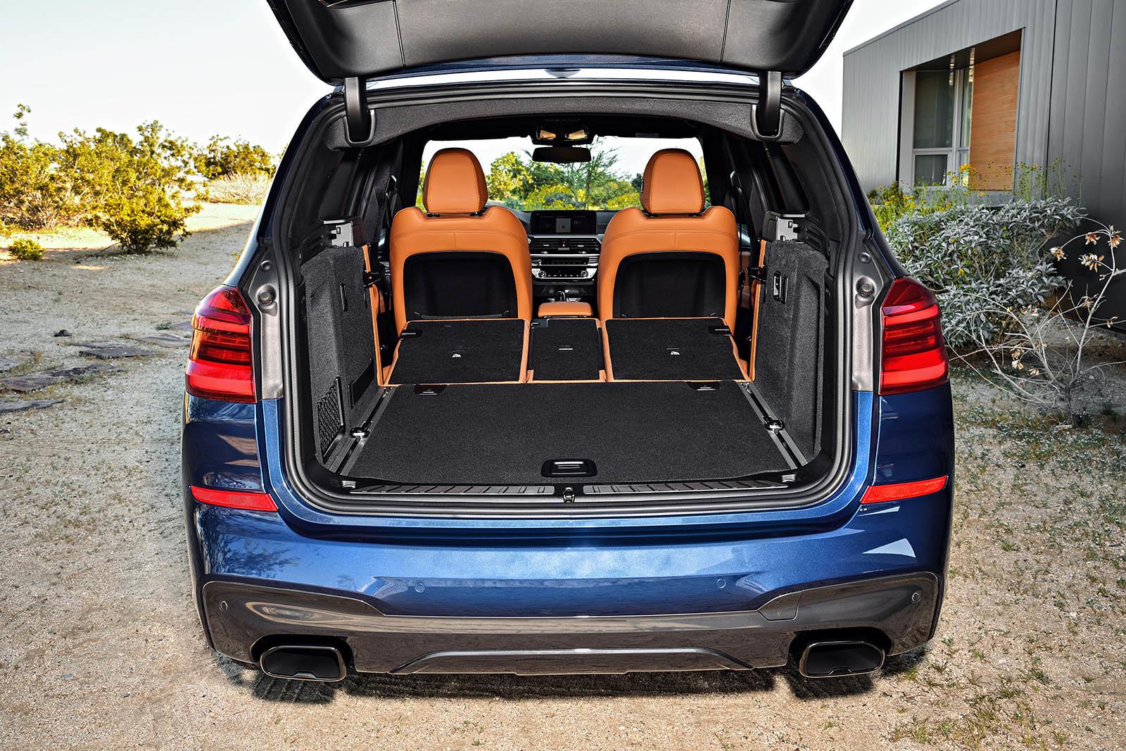 Foto de BMW X3 2018 (17/34)
