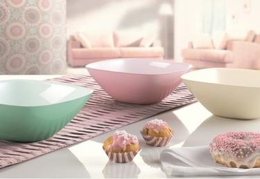 La colección Glam de Guzzini le da un toque elegante y seductor a tu mesa
