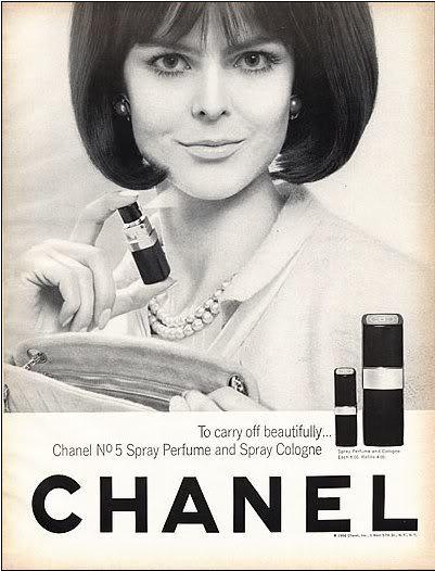Foto de Chanel No. 5 - publicidad del 30 al 60 (47/61)