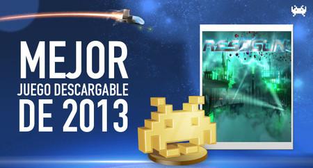 Mejor juego descargable de 2013 según los lectores de VidaExtra: Resogun