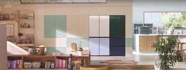 Samsung Bespoke 2021: nuevos frigoríficos, robots, purificadores conectados y más centrados en el diseño