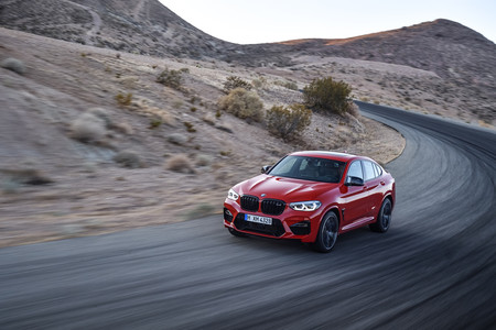 BMW X4 M Competition Prueba