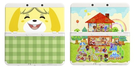 Caratulas New 3ds Animal Crossing
