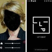 Lip Swap: el un experimento de Google para combinar fotos y vídeos es... muy inquietante