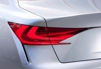 Lexus LF-Gh Concept, un previo cargado de maldad