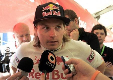 El representante de Kimi Raikkonen asegura la continuidad de su protegido
