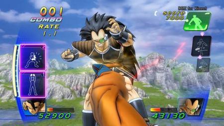 Primer tráiler con imágenes ingame y carátula de 'Dragon Ball Z For Kinect'