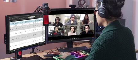 HyperX anuncia los Cloud Revolver Gaming Headset + 7.1, sus nuevos auriculares para jugones con sonido virtual 7.1