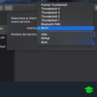 La WiFi de mi Mac va lenta: cómo intentar repararla rápidamente reconfigurando su conexión en macOS