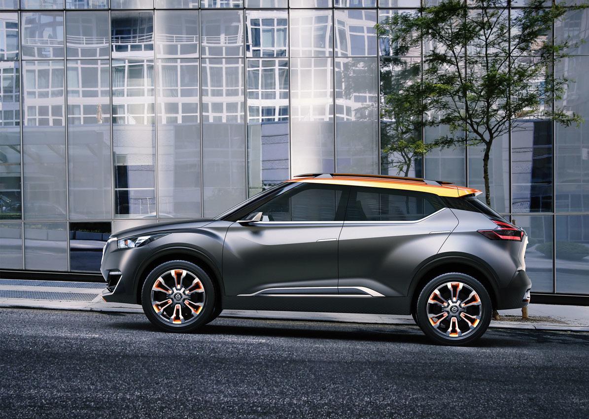 Foto de Nissan Kicks Concept (14/26)