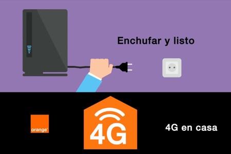 Orange 4G en casa crece hasta los 110 GB para nuevos clientes: para el resto, mejora hasta los 60 GB