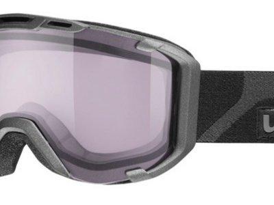 Estas gafas de esquí se adaptan a las condiciones externas