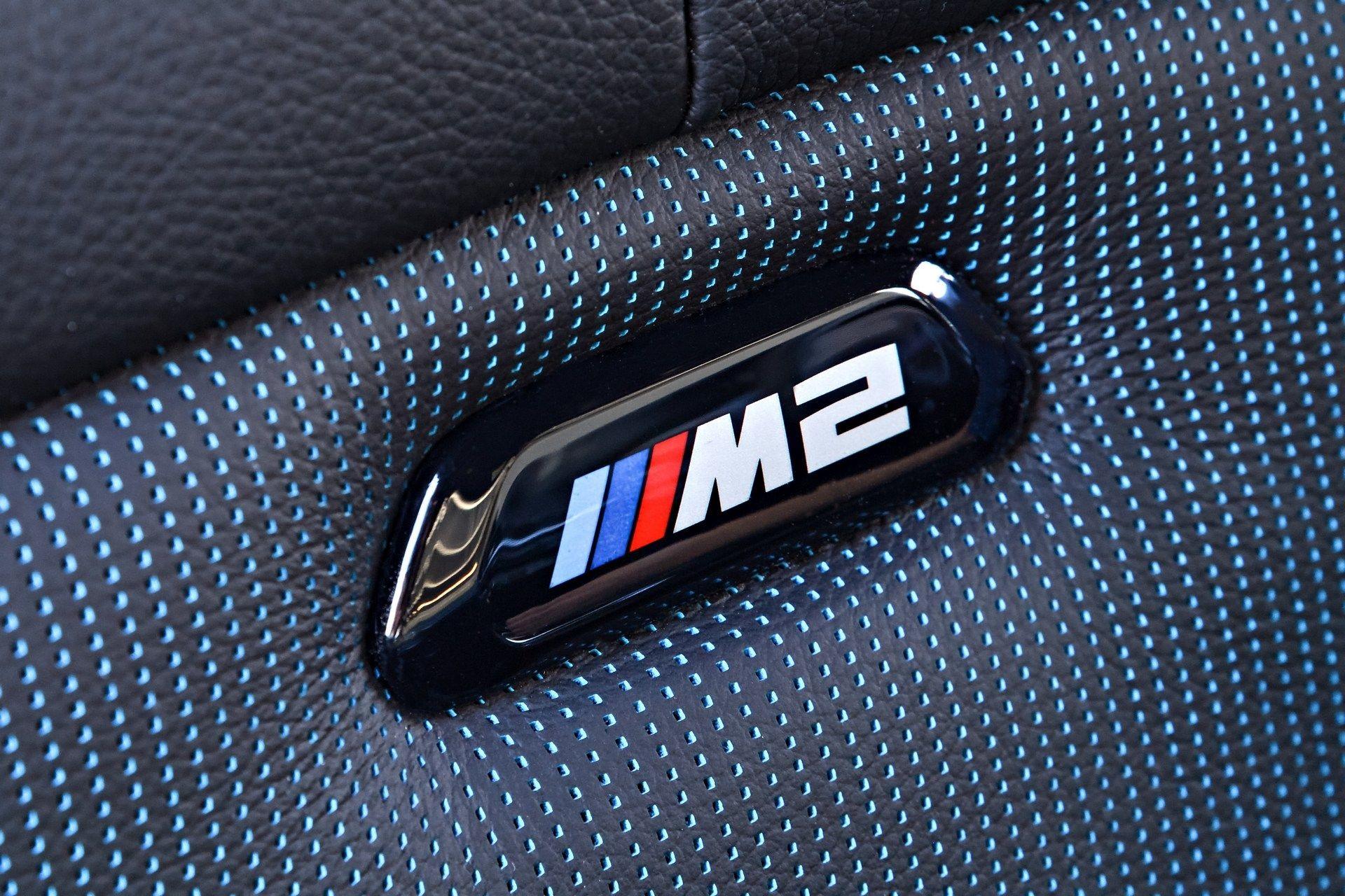 Foto de BMW M2 Competition (40/47)