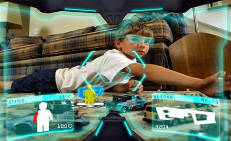 Realidad aumentada y juguetes: los videojuegos que usarán nuestros hijos