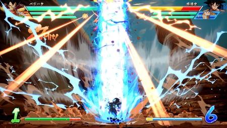 Un impresionante tráiler de Dragon Ball FighterZ recrea la batalla contra Nappa y Vegeta y revela a Cooler como nuevo personaje