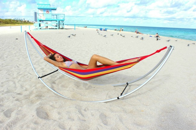 Foldable Hammock Model 01