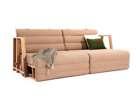 un mueble que se convierte en mesa sof y cama ForMueble Que Se Convierte En Cama