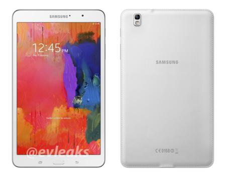 Samsung Galaxy Tab Pro 8.4, primeras imágenes