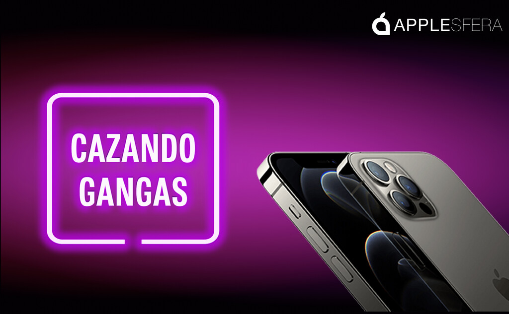 iPhone 12 Pro por 989 euros, Apple Watch Series 6 Cellular 100 euros más barato y más: Cazando Gangas