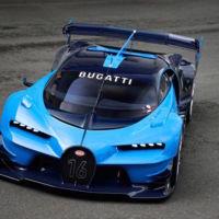 Bugatti lleva su hermoso concepto Vision GT de 'Gran Turismo 6' a la vida real