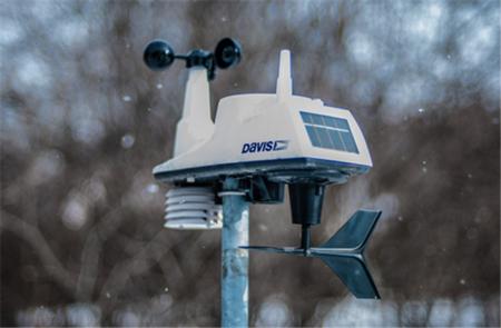 Tu propio sistema de información meteorológica, a tu alcance