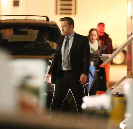 Ben Affleck como Bruce Wayne en Suicide Squad