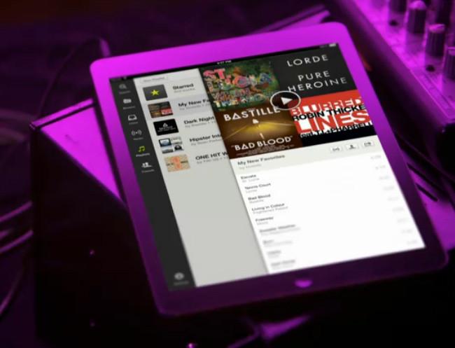 Spotify Free se lleva la música a los smartphones y tablets