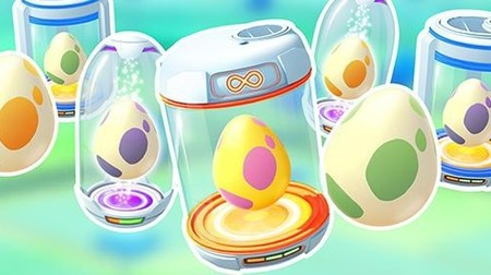 Pokemon GO Huevos