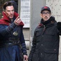 Ya es oficial: 'Doctor Strange 2' contará con Scott Derrickson de nuevo en la dirección