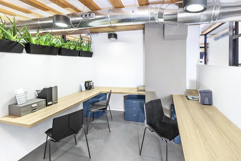 Foto de Espacios para trabajar: las oficinas de Zapata Herrera en Valencia (6/7)