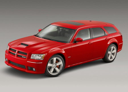 Dodge Magnum Srt8 2008 1024 01