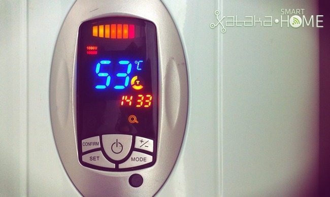Termo eléctrico programable cointra - 3